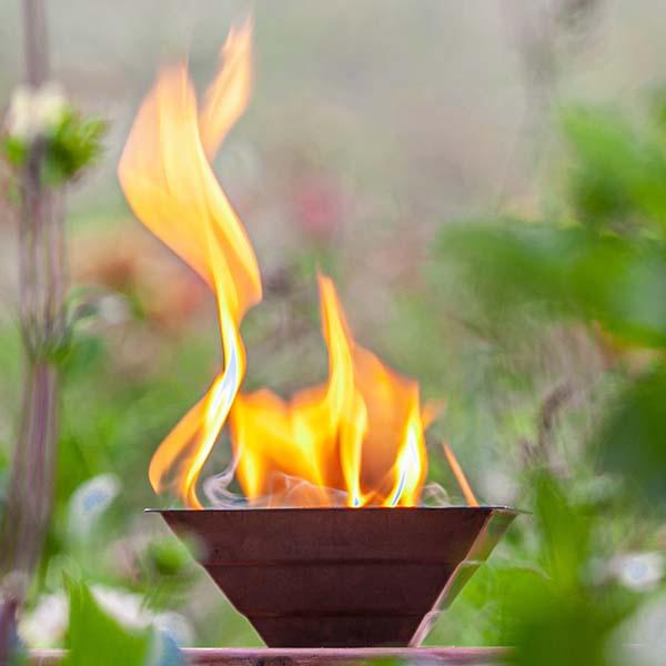 Agnihotra Feuer
